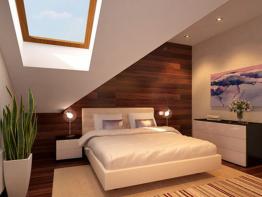 Стили спальных комнат