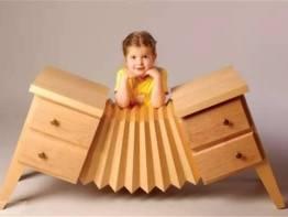 """Детская мебель дизайнера """"Джадсона Бомона"""""""