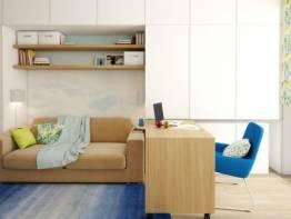 Советы для маленькой комнаты
