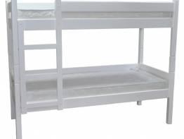 Двухъярусные кровати: каковы их преимущества?