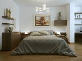 5 советов, как выбрать кровать в маленькую спальню