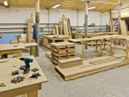 Самые распространенные материалы для производства мебели