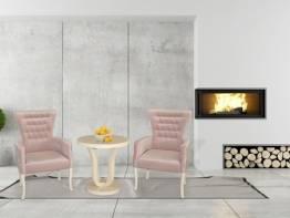 Камин в интерьере гостиной: как подобрать правильно