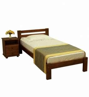 Односпальне ліжко л-107