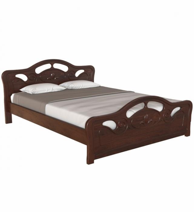 Двоспальне ліжко Л-221