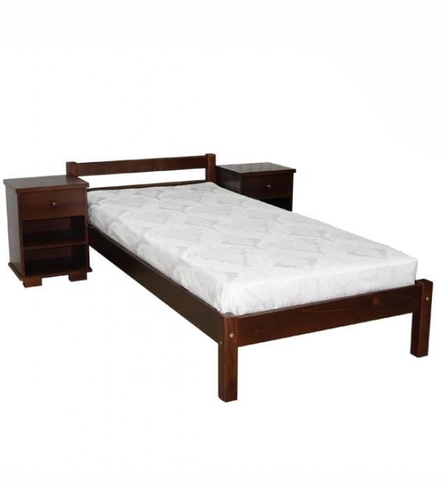Односпальне ліжко Л-140