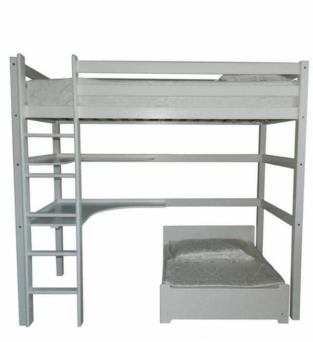 Двоярусне ліжко Л-305